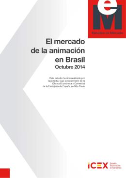 Estudio del Mercado de Animación en Brasil _Octubre 2014