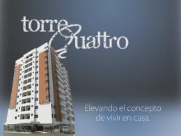 Presentación Torre Quattro