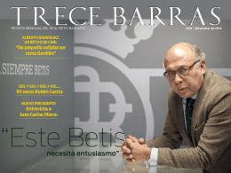 Trece Barras - Real Betis Balompié