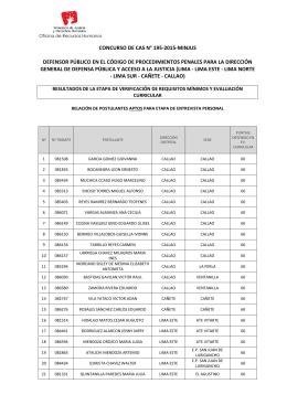concurso de cas n° 195-2015-minjus defensor público en el código