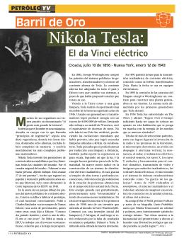 Nikola Tesla: - petroleoyv.com