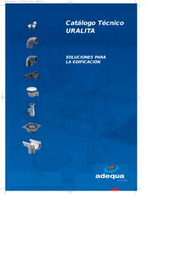 Catálogo Técnico URALITA
