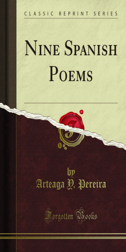 Nine Spanish Poems