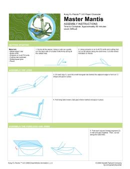 Master Mantis