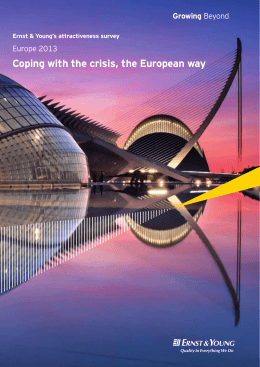 Coping with the crisis, the European way
