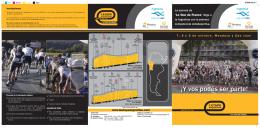 Triptico La Etapa Argentina by Le Tour de France