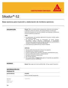 Sikadur-52