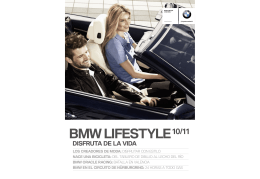 BMW LIFESTYLE 10/11