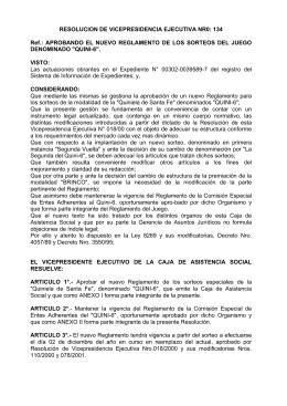 Bajar reglamento PDF
