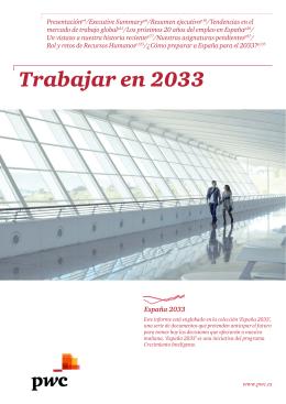 Trabajar en 2033