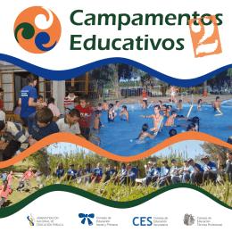 Libro: Campamentos Educativos 2 - Administración Nacional de