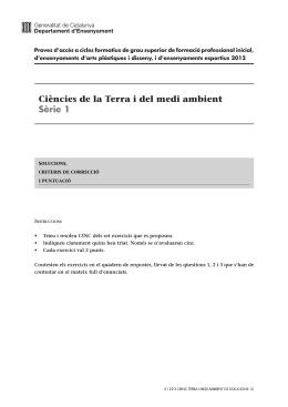 Solució - Institut Milà i Fontanals
