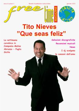 Gennaio 2013 - Freetime latino