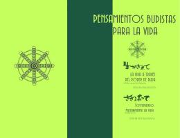 108 Pensamientos budistas