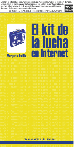 El kit de la lucha en Internet