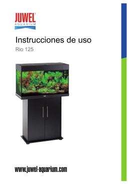 Manual de instrucciones JUWEL RIO 125