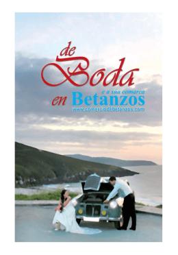 de Boda en Betanzos mayo 2009