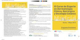 Programa - SBC Congresos