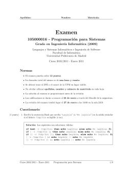 Examen - fiwiki