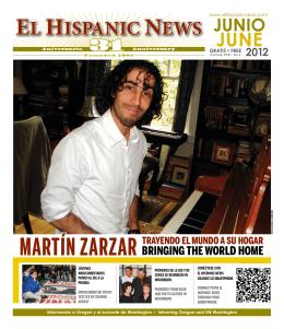 El Hispanic News Junio