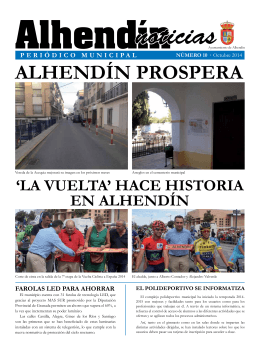 Octubre 2014 - Ayuntamiento de Alhendín