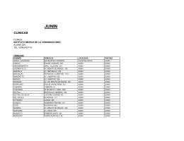 junin - SOESGyPE