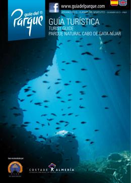 GUÍA TURÍSTICA - Guía del Parque Natural Cabo de Gata