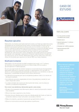 CASO DE ESTUDIO - Pitney Bowes Software
