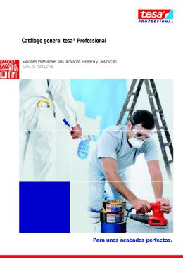 Catálogo general tesa® Professional