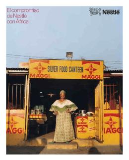 El compromiso de Nestlé con África
