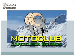 MOTO CLUB CANDELEDA GREDOS