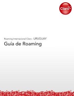 Guía de Roaming