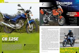 Honda CB 125 E / Edición 105