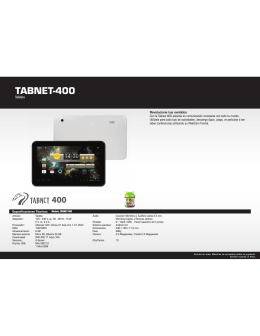 TABNET-400