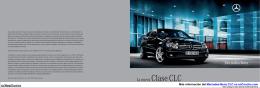 Catálogo del Mercedes-Benz CLC
