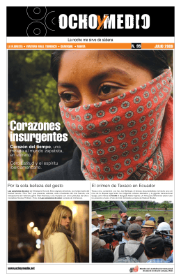 Corazones insurgentes