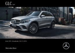 GLC SUV - Mercedes Benz España
