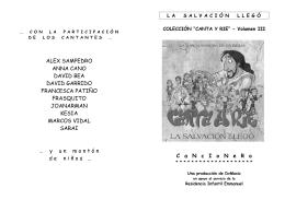 Letras PDF - Residencia Infantil Emmanuel