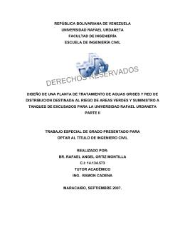 REPBLICA BOLIVARIANA DE VENEZUELA