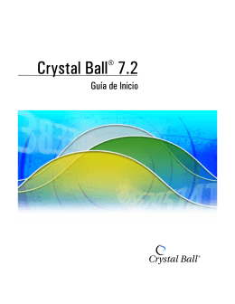 Guia Crystal Ball - U