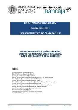 Castellano - Escuela Técnica Superior de Ingenieros Industriales
