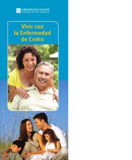 Vivir con la Enfermedad de Crohn - Crohn`s and Colitis Foundation