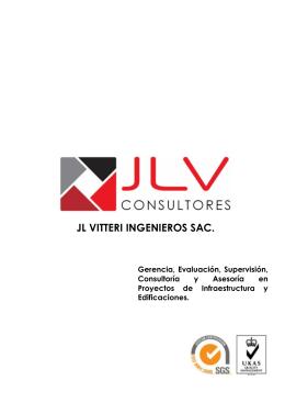 JL VITTERI INGENIEROS SAC.