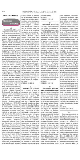 Boletin Oficial N 27498 del 27/09/2005