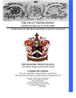 Newsletter No.24 June 2008