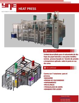 modular heat press