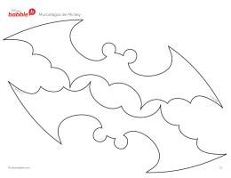 Murciélagos de Mickey