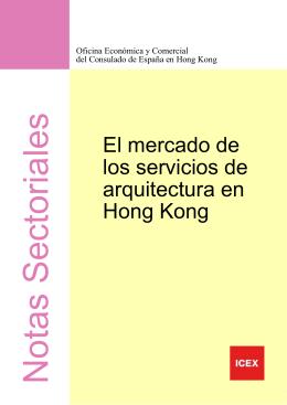 el mercado de los servicios de arquitectura en hong kong
