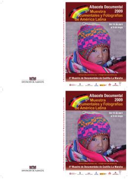 libro documentales 09.indd - Asociación ProDocumentales Cine y TV