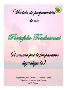 Portafolio mas sencillo - Universidad Interamericana, Recinto de